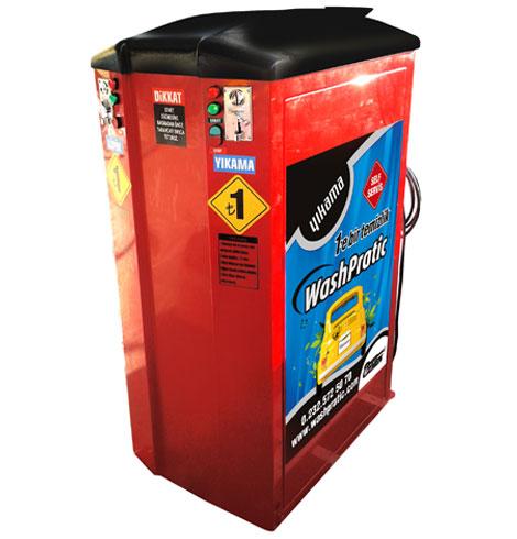 Self Servis Oto Yıkama Makinası | Pozitif Petrol & Oto Yıkama Cihazları