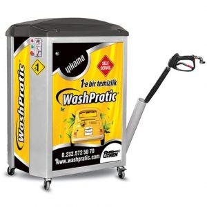 Self Servis Pompa Makinası | Pozitif Petrol & Oto Yıkama Cihazları