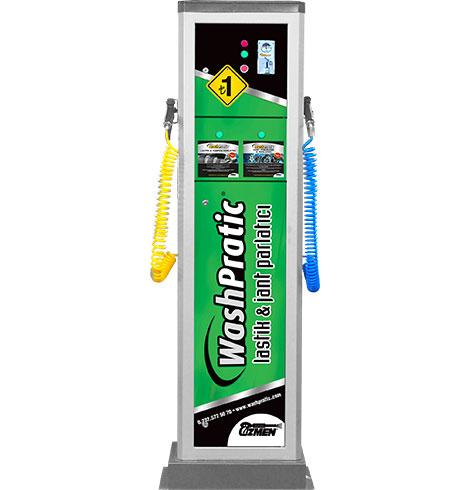 Self Servis Lastik & Jant Parlatma Makinası | Pozitif Petrol & Oto Yıkama Cihazları