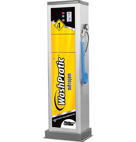 Self Servis Nitrojen Makinası | Pozitif Petrol & Oto Yıkama Cihazları